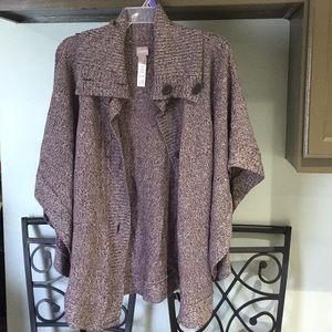 Like New Purple Chico's Sweater